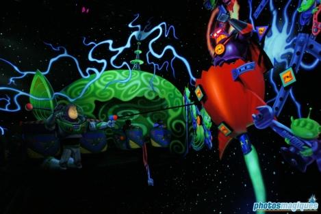 Buzz Lightyear Laser Blast