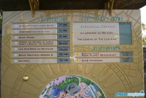 Discoveryland Information