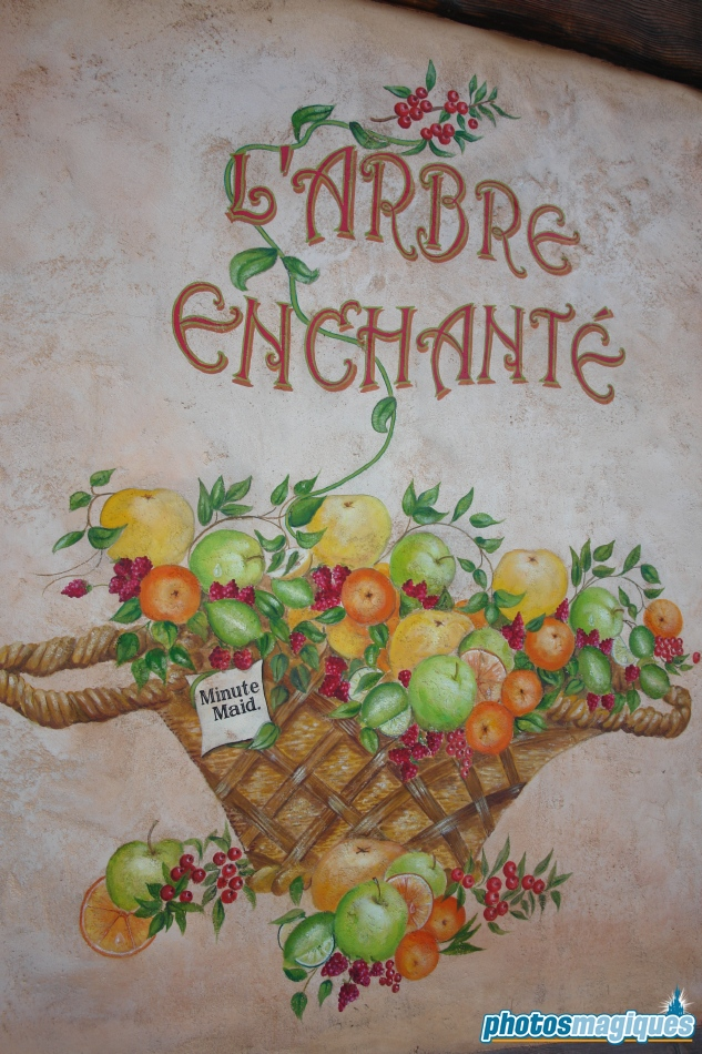 L'Arbre Enchanté