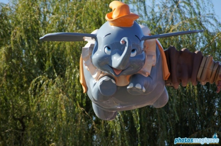 Dumbo The Flying Elephant