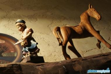 Au Chalet de la Marionnette
