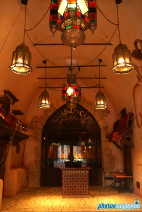 Agrabah Cafe Restaurant