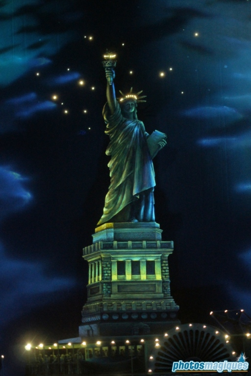 Statue of Liberty Plateau