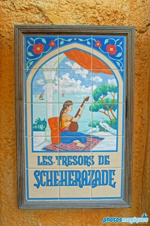 Les Trésors de Shéhérazade