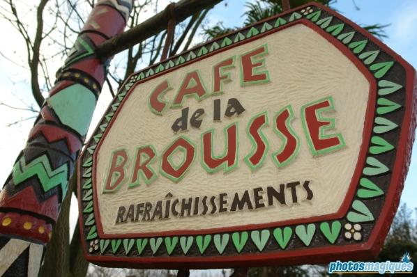 Cafe de la Brousse
