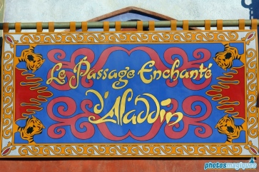 Le Passage Enchanté d'Aladdin