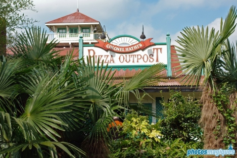 Colonel Hathi's Pizza Outpost