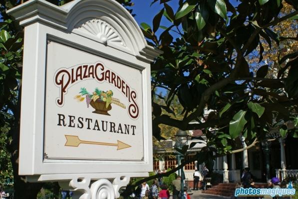 Plaza Gardens Restaurant