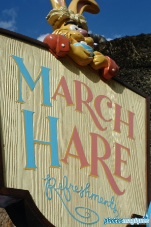 March Hare Refreshments