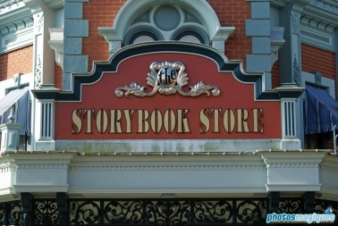 The Storybook Store
