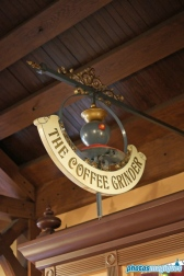 The Coffee Grinder