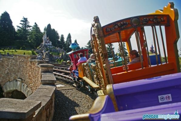 Casey Jr. - Le Petit Train du Cirque