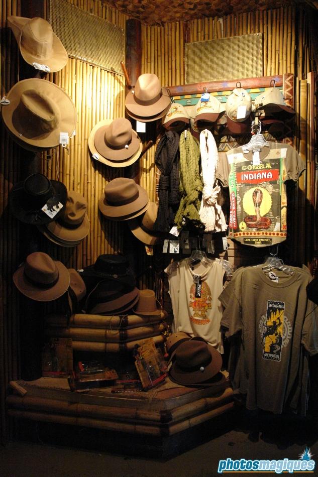 Indiana Jones Adventure Outpost Photos Magiques