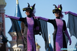 Disney's Maleficious Halloween Party
