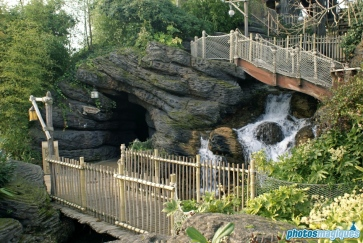 Adventure Isle - Northern Island: Le Ventre de la Terre