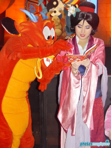 Disney's Chinese New Year