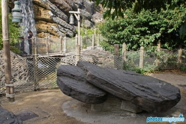 Adventure Isle - Northern Island: Le Rocher Qui Bascule