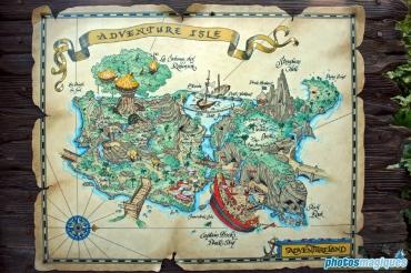 Adventure Isle - Northern Island