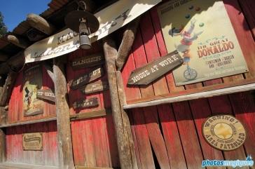 Meet Mickey Mouse at Cottonwood Creek Ranch