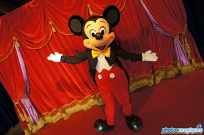 Meet Mickey Mouse at Cottonwood Creek Ranch