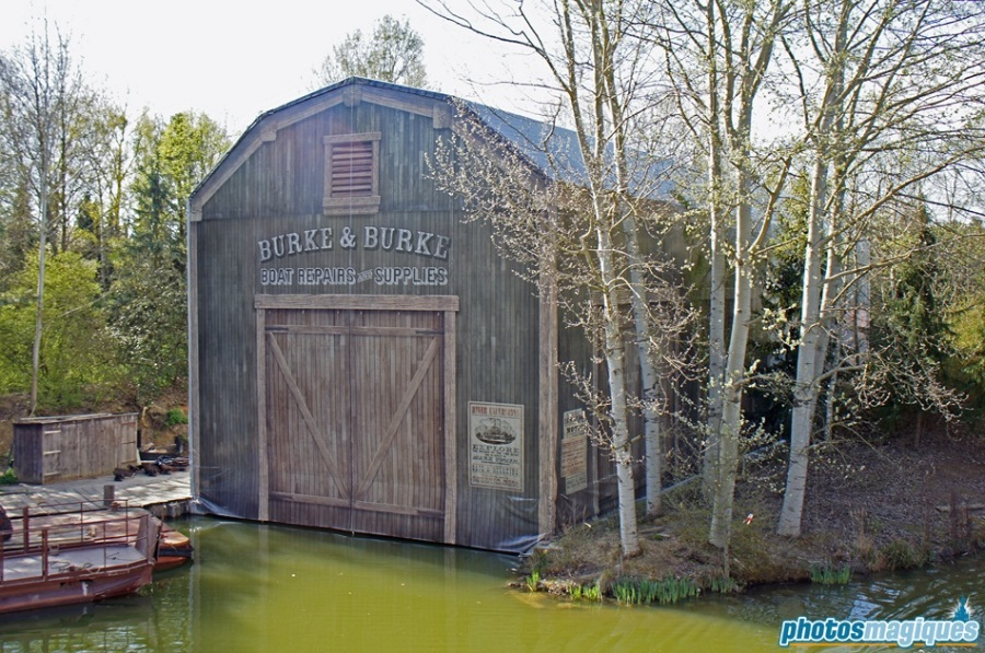 The Burke and Burke barn