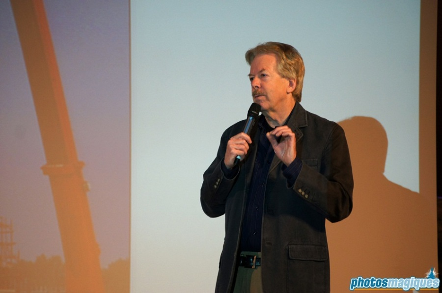 Master Class with Tony Baxter