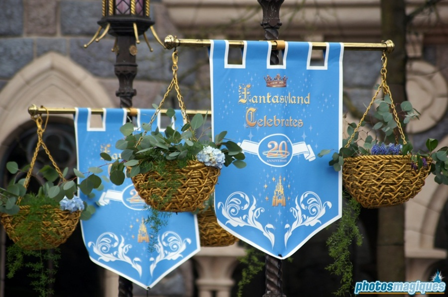Fantasyland Celebrates