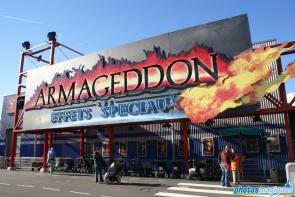 Armageddon - Les Effets Speciaux