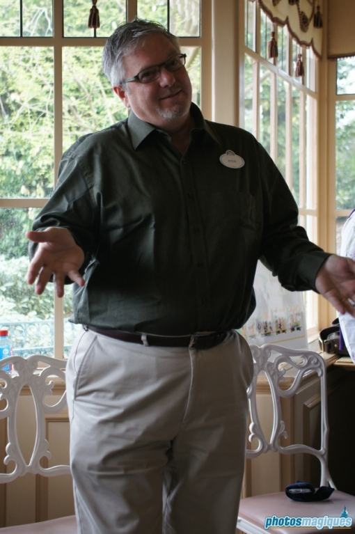 Steve Davision reveals details about Disney Dreams!