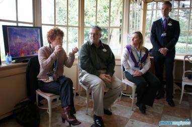 Q&A with Kat de Blois, Steve Davision and Katy Harris