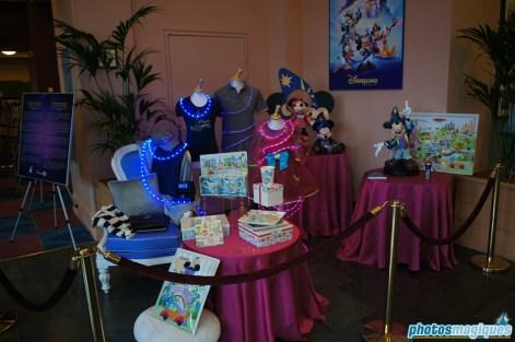 20th Anniversary merchandise