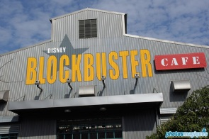 Disney Blockbuster Cafe