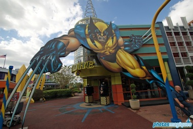 Marvel Super Hero Island