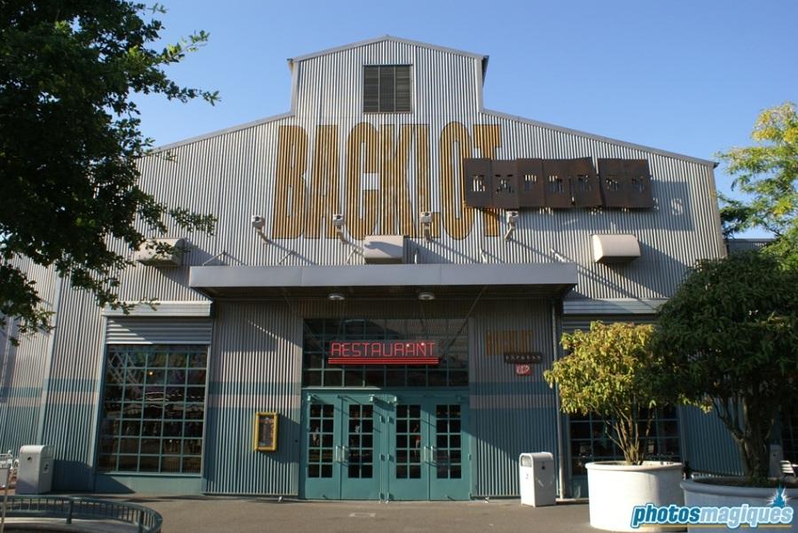 Backlot Express Restaurant