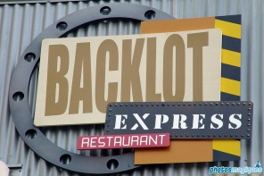 Backlot Express Restaurant