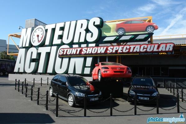 Moteurs... Action! Stunt Show Spectacular