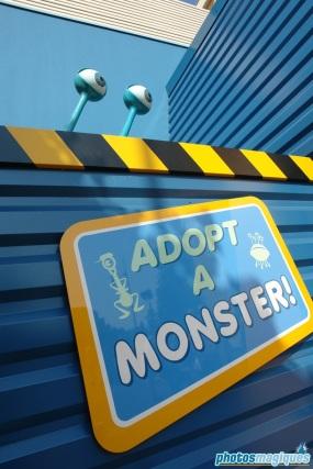 Monsters Inc. Scream Monitors
