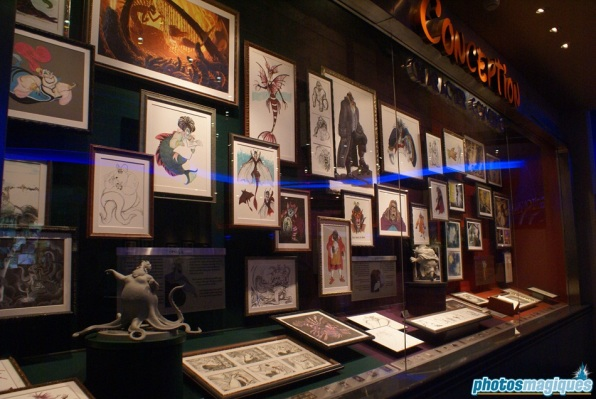 Art of Disney Animation