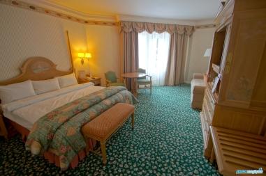 Disneyland Hotel room