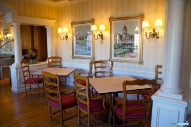 Disneyland Hotel California Grill