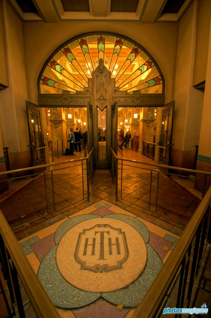 The Twilight Zone Tower Of Terror Photos Magiques