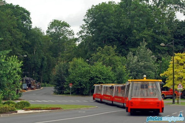 Studio Tram Tour Behind the Magic