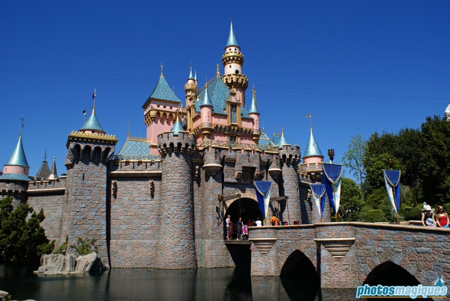 Sleeping Beauty Castle - Disneyland California