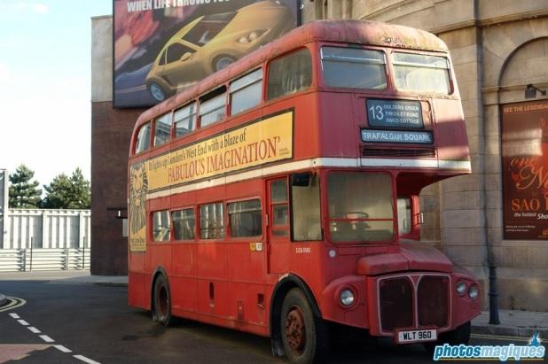 Studio Tram Tour Behind the Magic