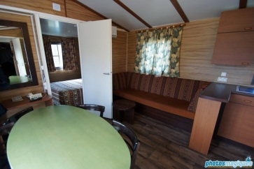 Disney's Davy Crockett Ranch Premium cabin