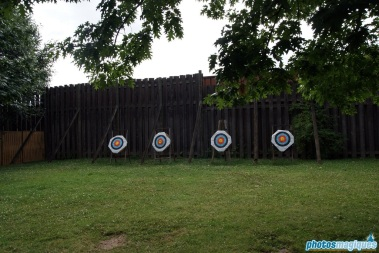Disney's Davy Crockett Ranch archery