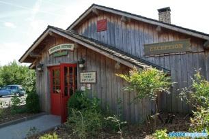 Disney's Davy Crockett Ranch reception