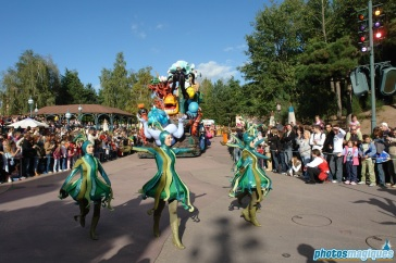 Disney Villains Parade (2006)