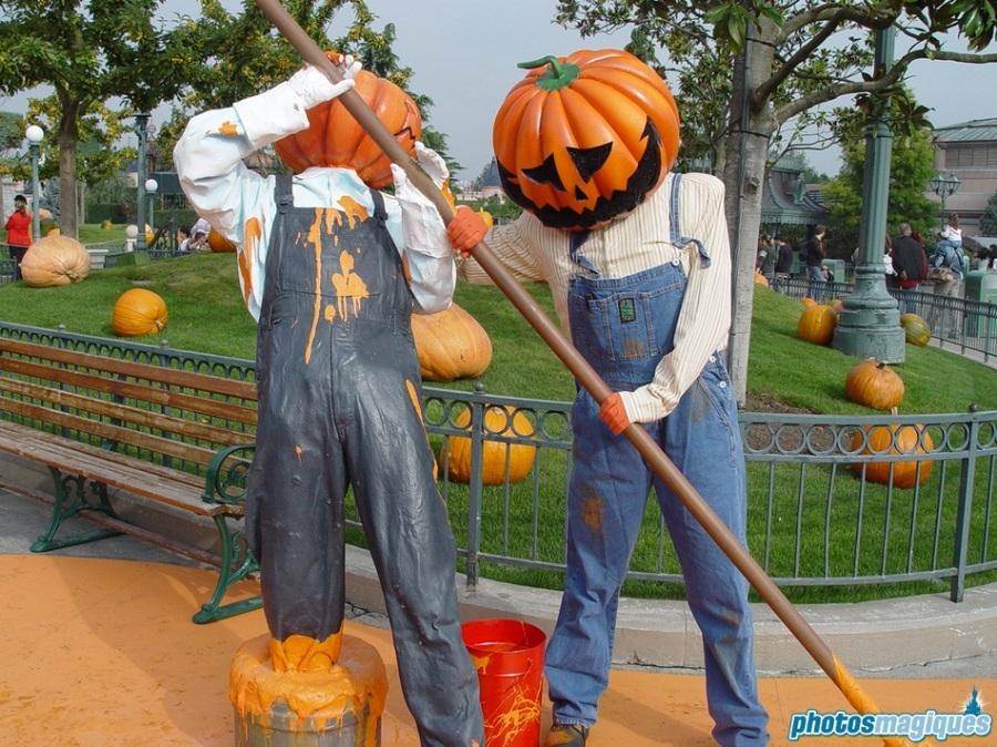 2004: Pumpkin Man
