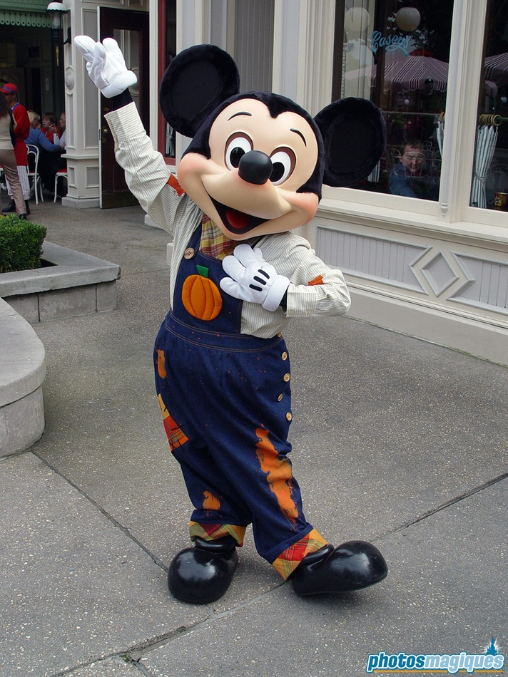 2004: Mickey Mouse